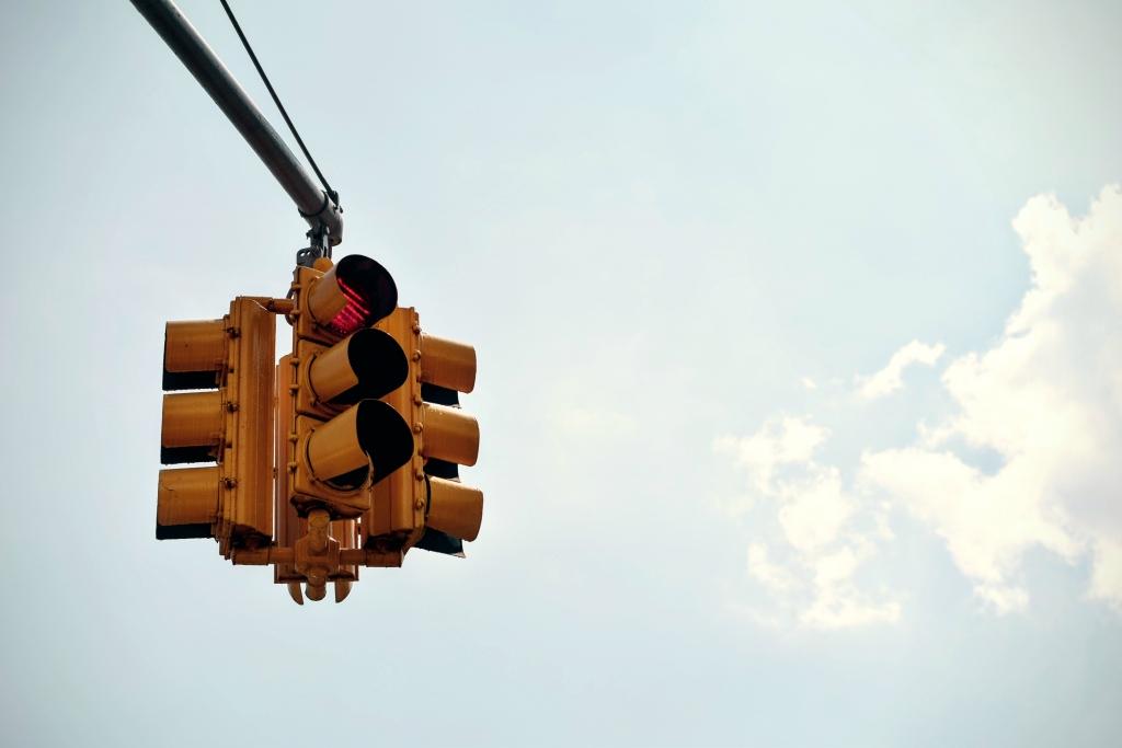 blokkade-rood-stoplicht
