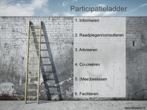 Participatieladder kennismanagement daphne depasse